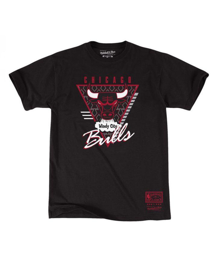 Mitchell & Ness Chicago Bulls Men's Final Second T-Shirt & Reviews - Sports Fan Shop By Lids - Men - Macy's