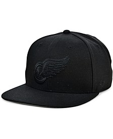 Detroit Red Wings No Shot Snapback Cap