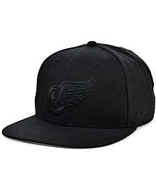 Detroit Red Wings No Shot Snapback Cap