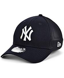 New York Yankees Team Classic Mesh 39THIRTY Cap