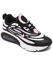 Air Max Girls Exosense Casual Sneakers from Finish Line