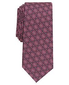 Men's Logan Slim Geo Tie, Created for Macy's