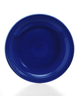 "7.25"" Cobalt Salad Plate"