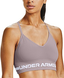 Women's UA Seamless Long-Line Low-Impact Sports Bra