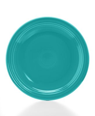 "Turquoise 10.5"" Dinner Plate"