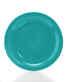 "Fiesta Turquoise 9"" Luncheon Plate"