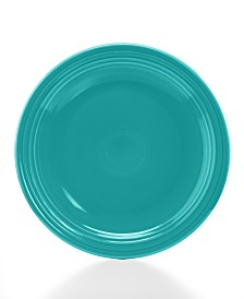 "Fiesta Turquoise 10.5"" Dinner Plate"