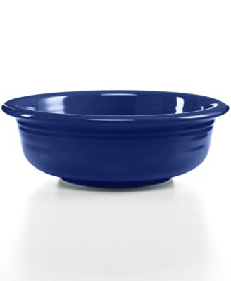 Cobalt 2-Quart Serve Bowl