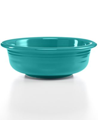 Turquoise 2-Quart Serve Bowl
