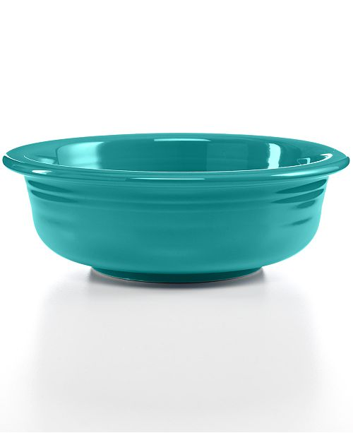 Fiesta Turquoise 2-Quart Serve Bowl