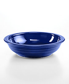 Fiesta Cobalt Individual Pasta Bowl