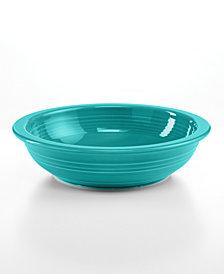 Fiesta Turquoise Individual Pasta Bowl