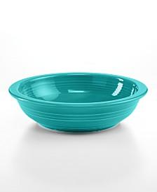Fiesta Turquoise 32 oz. Individual Pasta Bowl