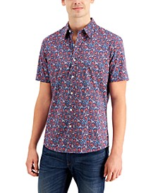Men's Paisley Shirt