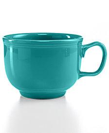 Fiesta Turquoise Jumbo Cup