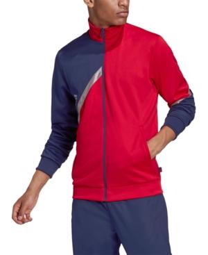 adidas Men's Tan Club Home Jacket