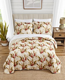 Tanzania Full-Queen Quilt Set