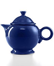 Fiesta 44 oz. Cobalt Teapot
