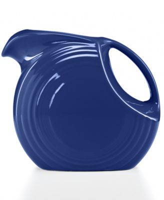 Cobalt 67.75-oz. Large Disk Pitcher