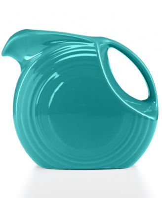 Turquoise 67.75-oz. Large Disk Pitcher