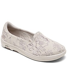 Women's On The Go Bliss - Rose Slip On Casual Sneakers from Finish Line