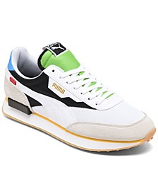 Men's Future Rider Unity Running Sneakers from Finish Line