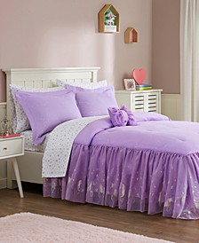 Gemma 6-Pc. Twin Comforter Set