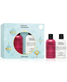 2-Pc. Under The Mistletoe Bath & Body Gift Set