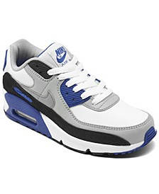 Big Boys and Girls Air Max 90 LTR Casual Sneakers from Finish Line