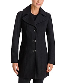 Single-Breasted Peacoat