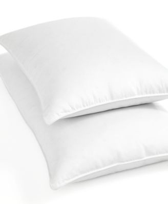 CLOSEOUT! Bedding, 1000 Thread Count Egyptian Cotton White Down Standard Pillow