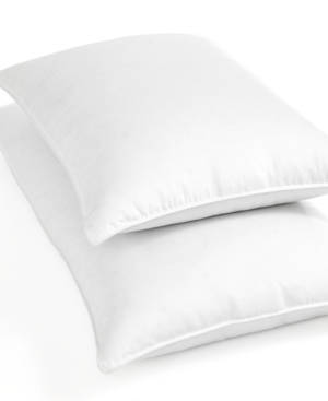 Image of 1000 Thread Count Egyptian Cotton White Down King Pillow