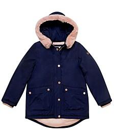 Little Girls Snorkel Jacket