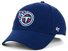 Tennessee Titans Kids Team Color MVP Cap