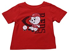 Cincinnati Reds Infant Baby Mascot T-Shirt