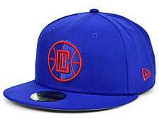 Los Angeles Clippers Teamout Pop 59 FIFTY-FITTED Cap