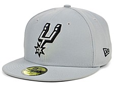 San Antonio Spurs Teamout Pop 59 FIFTY-FITTED Cap