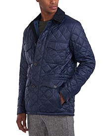 Men's Dorped Quilted Jacket