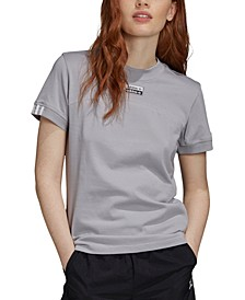 Women's RYV Cotton Fitted T-Shirt