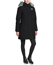 The North Face Women's Arctic Hooded Faux-Fur-Trim Parka