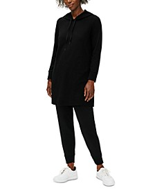 Organic Hooded Dress