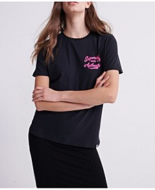 Women's Neon Classic Oversized T-Shirt