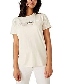 Classic Vintage-Like T-shirt