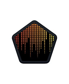Hive Portable Surround Sound Bluetooth Speaker - 5W Output with Built-in Subwoofer