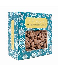 Cinnamon Almonds Box, 14Oz
