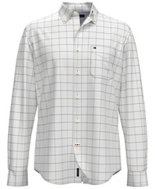 Men's Von Tattersall Cotton Shirt