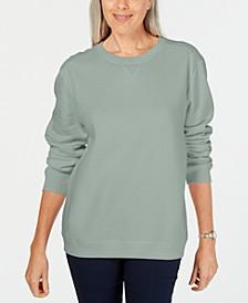Fleece Sweatshirt, Created for Macy's