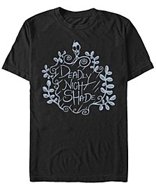 Men's Deadly Night Shade Short Sleeve T-Shirt