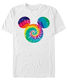 Men's Mickey Tie Dye Short Sleeve T-Shirt