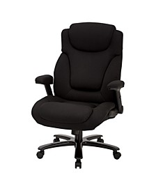 Big and Tall Deluxe High Back Executive Office Chair